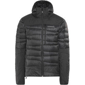 Norrøna Falketind Down750 Hood Jacket Men Caviar